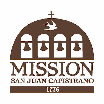 Mission San Juan Capistrano iPad kiosk with photo galleries